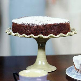 One-Bowl Chocolate Cake.