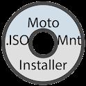 Moto .ISO Mount Installer icon