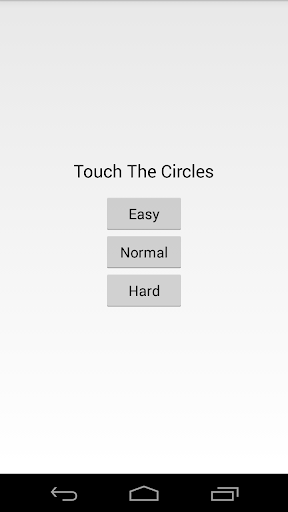 Touch The Circles 1.1 screenshots 2