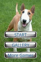 Screenshot of Dog Puzzle: Bull Terrier