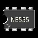 555 Timer Tool (Ad Free) logo