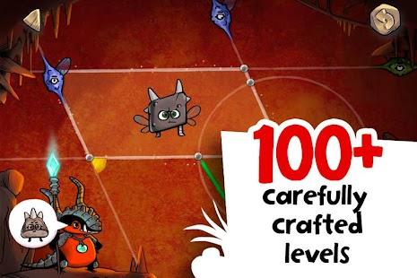 DragonBox Elements Screenshot