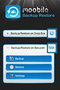 Backup Restore Pro - screenshot thumbnail
