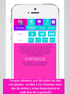 App Mi Calendario by Nosotras APK for Windows Phone