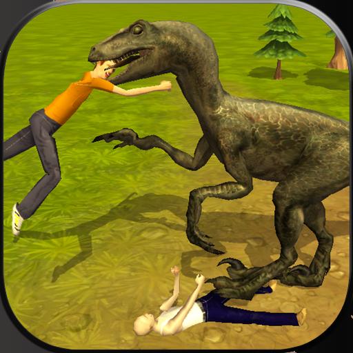 Raptor Dinosaur Simulator 3D LOGO-APP點子