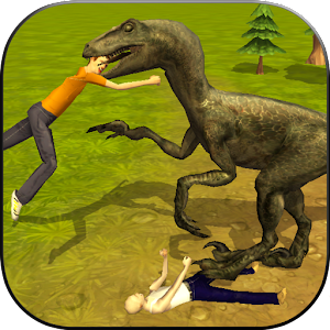 Raptor Dinosaur Simulator 3D for PC and MAC