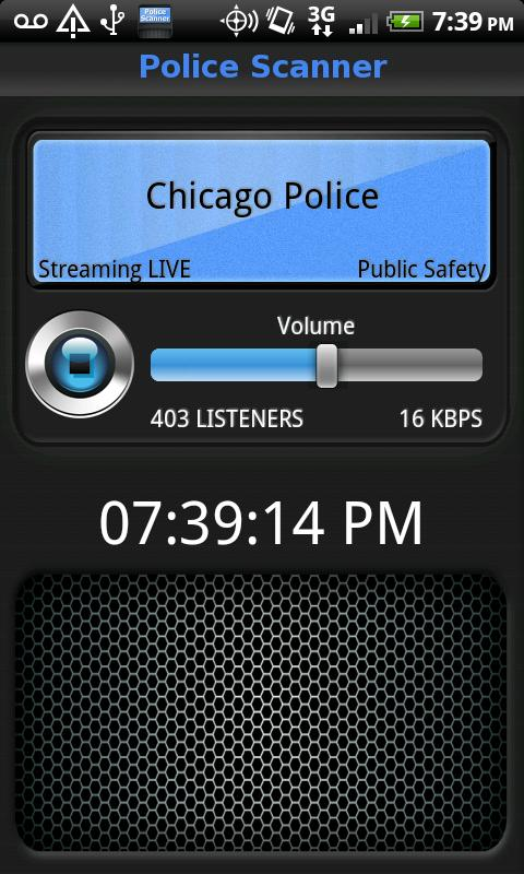 Police Scanner- screenshot
