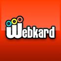 Tarjeta de Visita WebKard icon