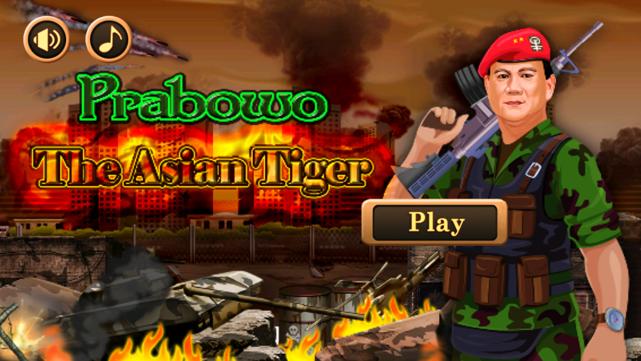 Prabowo The Asian Tiger Android Apps On Google Play
