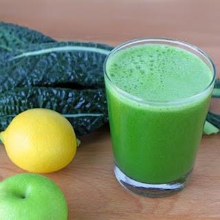Green Lemonade.