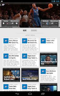 Oklahoma City Thunder - screenshot thumbnail