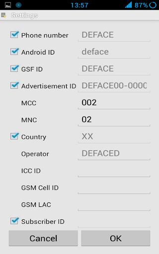 [ROOT] X Privacy Installer 1.18 screenshots 7