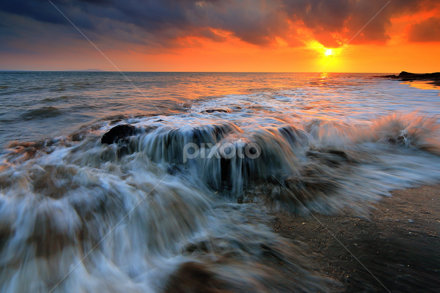 by Gus Mang Ming - Landscapes Waterscapes