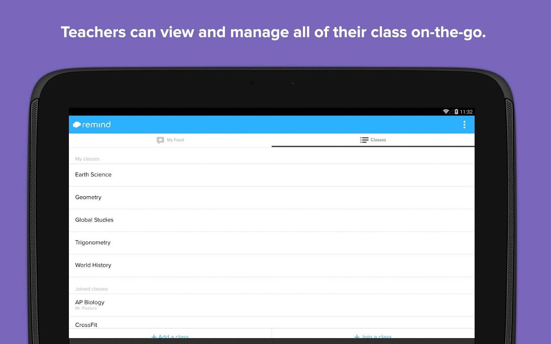 Remind: Free, Safe Messaging - screenshot
