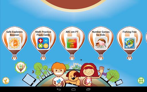 Safe Explorers Kids Launcher