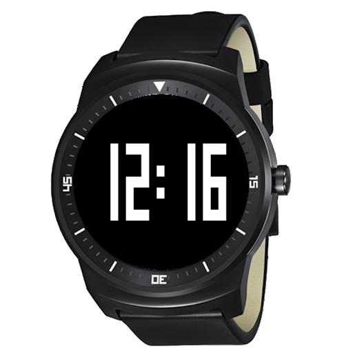 LCDTime Wear Watch Face