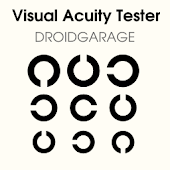 Visual Acuity Tester