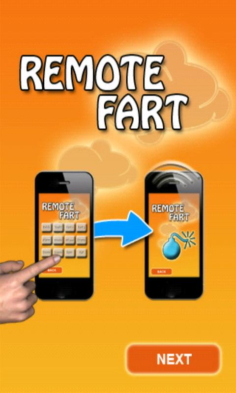 Remote Fart - screenshot