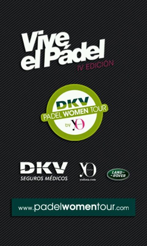Padel Women Tour (PWT)- screenshot