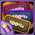 Leopard Battery Widget icon