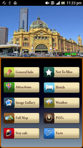 Melbourne Offline Travel Guide