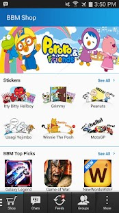 BBM - screenshot thumbnail
