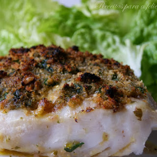 Whitefish Fillets with Aromatic Crust.