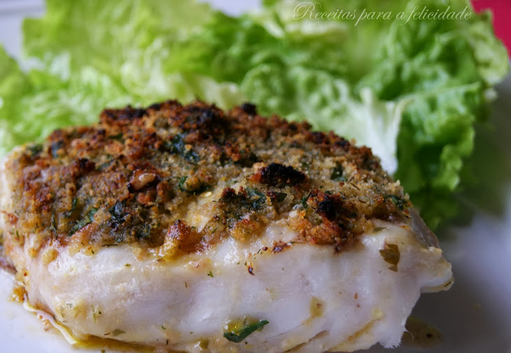 Whitefish Fillets with Aromatic Crust Recipe