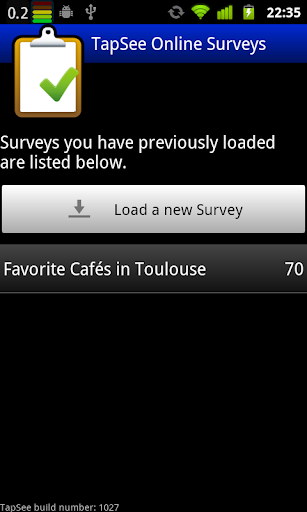 TapSee Surveys