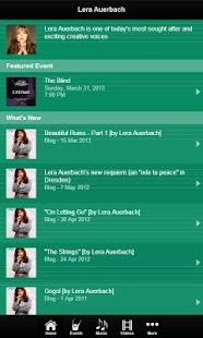 Lera Auerbach - screenshot thumbnail