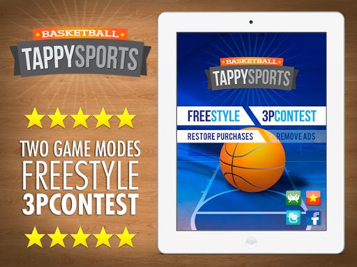 Tappy Sport Basketball NBA Pro Stars 1.6.19 screenshots 9