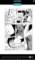 Screenshot of Crunchyroll Manga