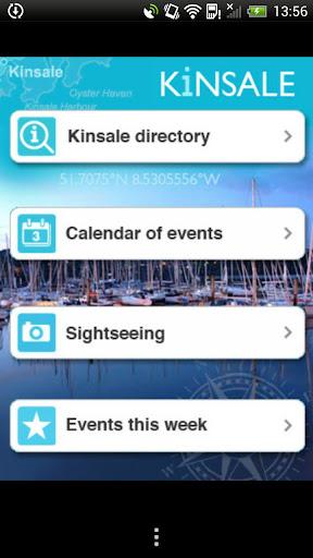 Kinsale App