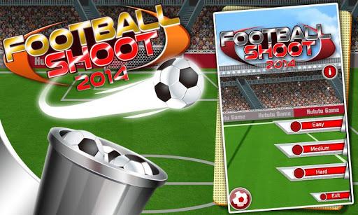 Football Shoot 2014