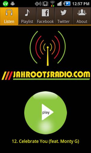 Jah Roots Radio