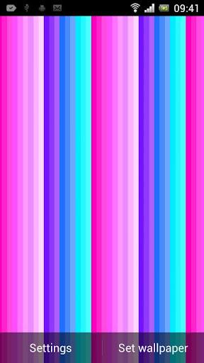 Color Run Live Wallpaper