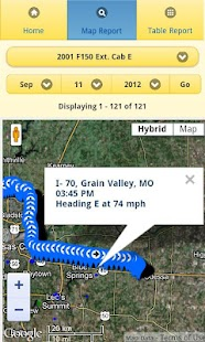GoTrackEZ- screenshot thumbnail