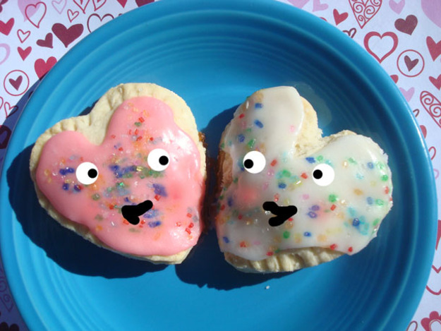 Pop-Hearts (Nutella Filled Hand Pies) Recipe