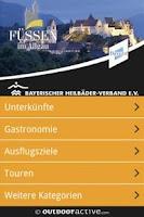 Screenshot of Füssen im Allgäu