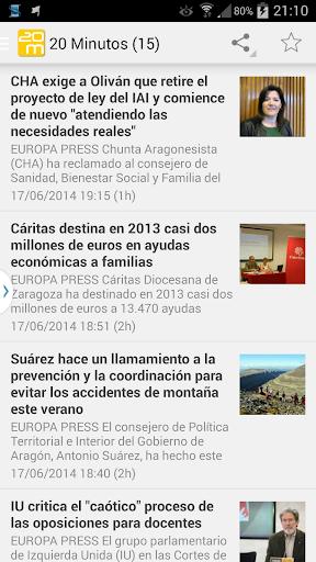 【免費新聞App】Prensa de Aragón-APP點子