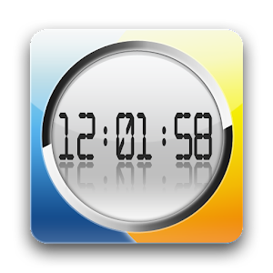 MKClock - 秒付き時計 APK