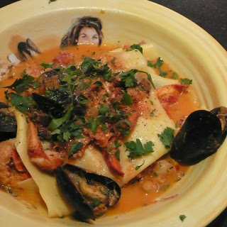 Seafood Bolognese Recipes.