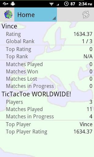 玩免費休閒APP 下載TicTacToe WORLDWIDE! app不用錢 硬是要APP