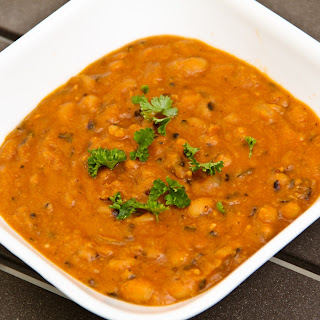 Curried Black Eyed Peas (vegan, gluten-free)