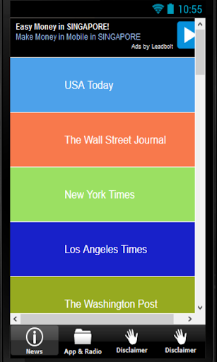 USA News USA Radio Stations