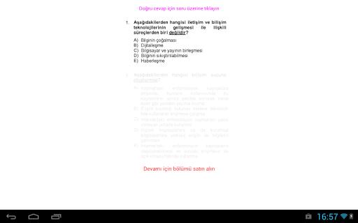 免費下載教育APP|AÖF Çalışma Ekonomisi 3. Sınıf app開箱文|APP開箱王