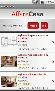 Affare Casa - screenshot thumbnail