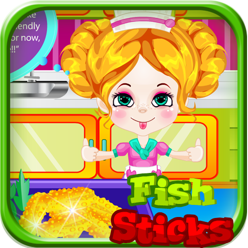 Baby Fish Sticks Cooking LOGO-APP點子