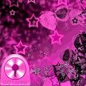 GO Locker Theme Pink Dark icon