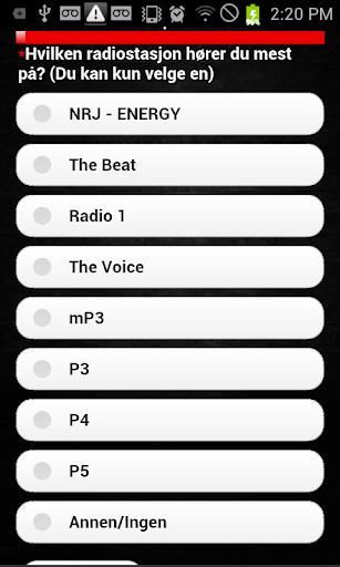 【免費音樂App】NRJ musikkpanel-APP點子